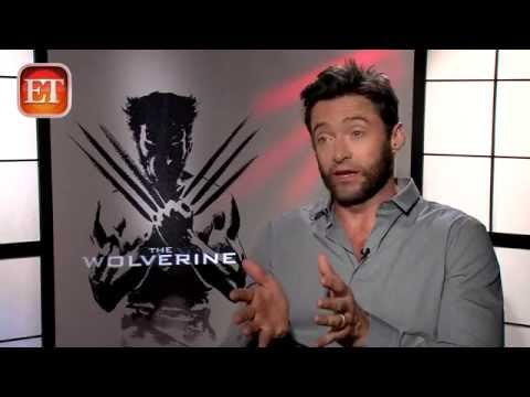 Hugh Jackman's Wife Doesn't Like His Wolverine Bod