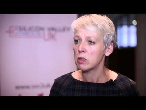 SVC2UK CEO Scale up Summit 2014 - Vicky Brock - YouTube