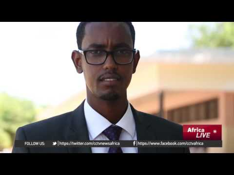 Somalia's new Parliament and Senate take oath of office