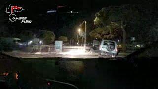 Palermo, l'inseguimento mozzafiato dei carabinieri e la fuga: arrestato