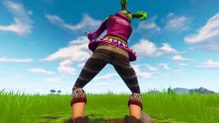 Zoey skin dancing! [ASS CAMERA] Fortnite