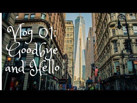 Vlog 01 - Goodbye Philippines! Hello America!