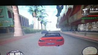 GTA SAN ANDREAS HONDA S2000  SHOW