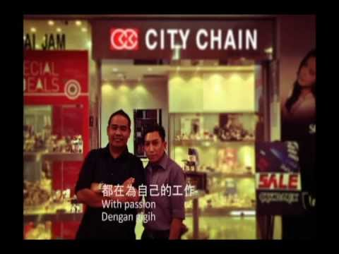 City Chain & Optical 88 Malaysia Teambuilding Video