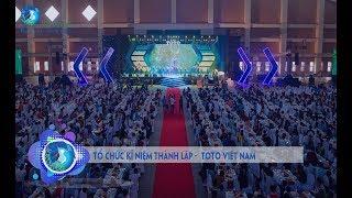 Tổ chức sự kiện kỉ niệm thành lập - Lễ kỉ niệm 17 năm thành lập TOTO Việt Nam