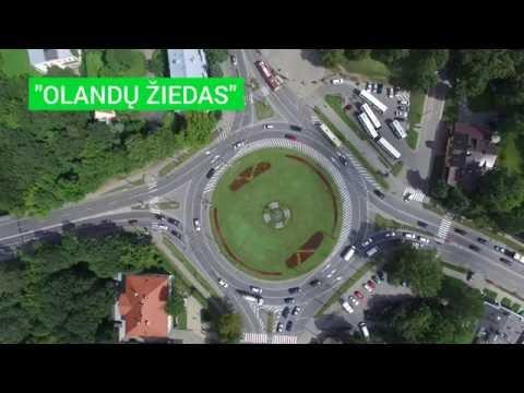 Atnaujintos Vilniaus žiedinės sankryžos
