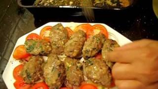 Recipes Lamb Kofta Kebab Kufta Recipe Iraqi Assyrian Style 2/2