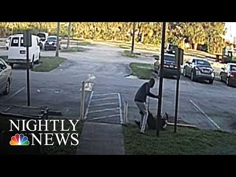 See Shocking Body Cam Footage Showing Confrontation In Deadly Police Shooting