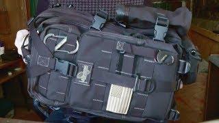 Мой EDC рюкзак