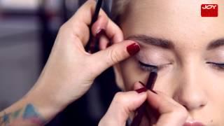 Kočičí oční linky pomocí tužky / JOY Beauty Studio Thumbnail