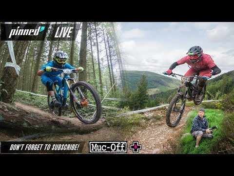 Live show, guest Martin Zietsman on South African MTB Product reviewed Renthal Carbon bars/Apex stem