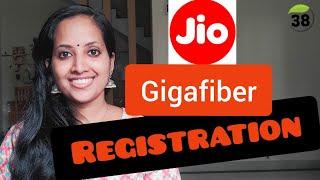 Jio Gigafiber Registration || Malayalam || Jio Fiber || എങ്ങനെ Book ചെയ്യാം