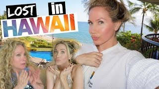 GETTING LOST IN HAWAII | TRAVEL VLOG