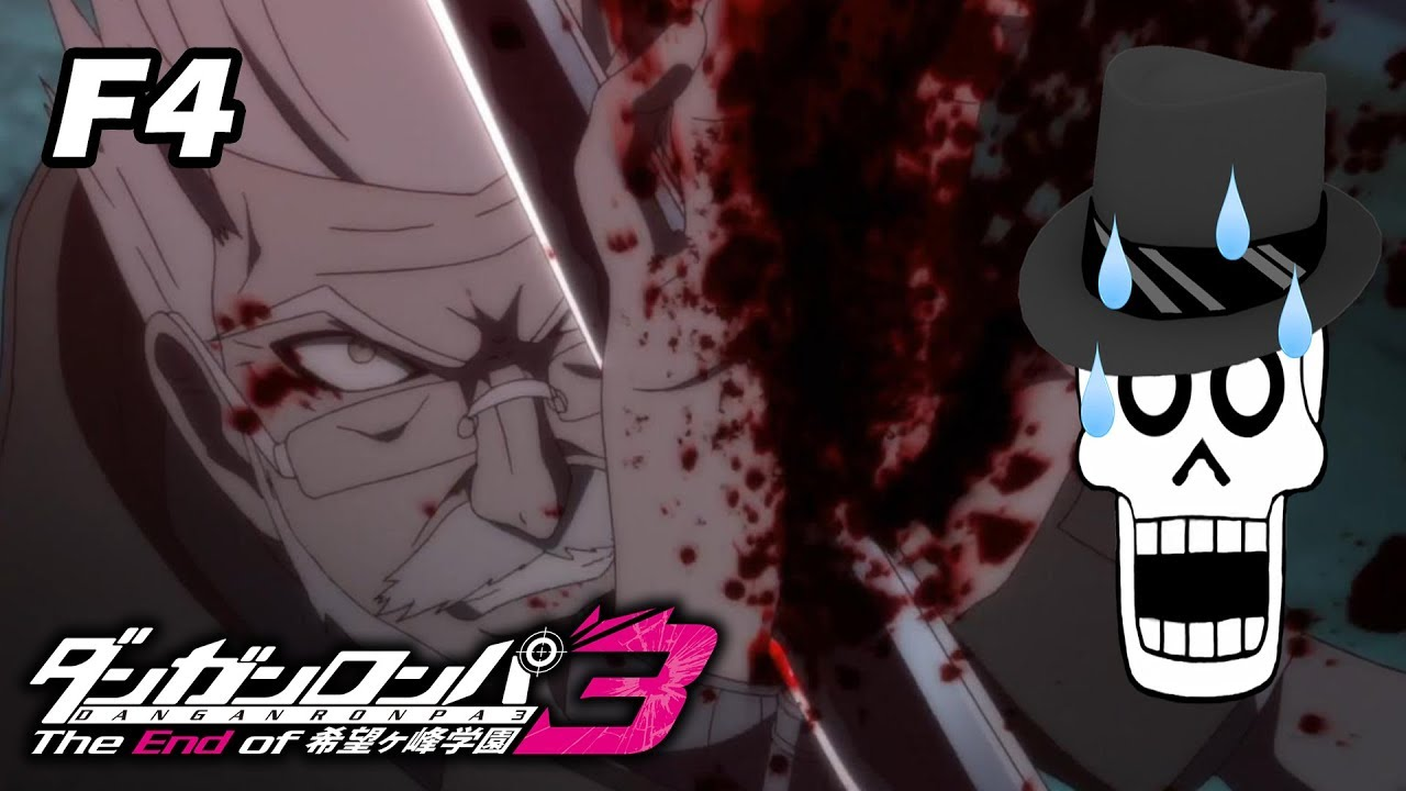 Lets Watch Danganronpa 3 Anime Review My Thoughts