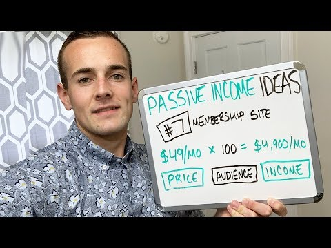 18 Passive Income Ideas 💸 WORKING In Late 2019 (WITH PROOF)