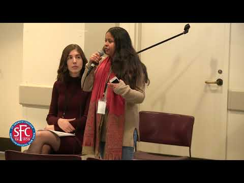From #MeToo to #ActToo - SFC Women's Film Festival