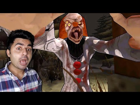 PAGEL JOKER KO MAR DIYA - Death Park Full Gameplay | Horror Android Game