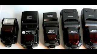 The Angry Photographer: ALL Major Nikon SPEEDLIGHTS Compared. Secrets to save you $$