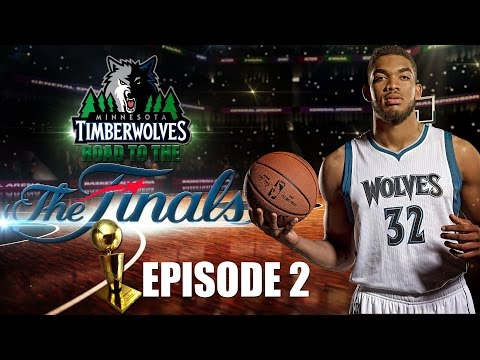 NBA 2K17 MyGM | ROAD TO THE FINALS | EPISODE 2 | THE DRAFT