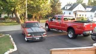 1984 Chevy S10 - BIG BLOCK
