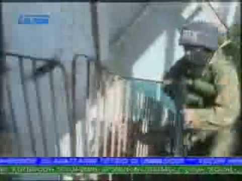 Azeri army at the Caspian sea - 2009