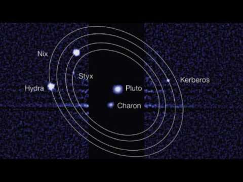 Спутники Плутона (рассказывает астроном Владимир Сурдин)