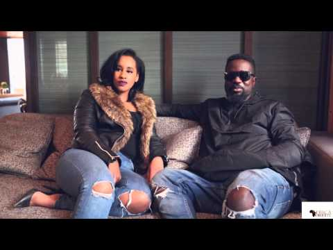 SARKODIE INTERVIEW WITH AFRICAUNCUT TV