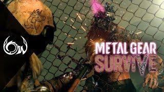 A kristálykoponya királysága - Metal Gear Survive 🎮💎