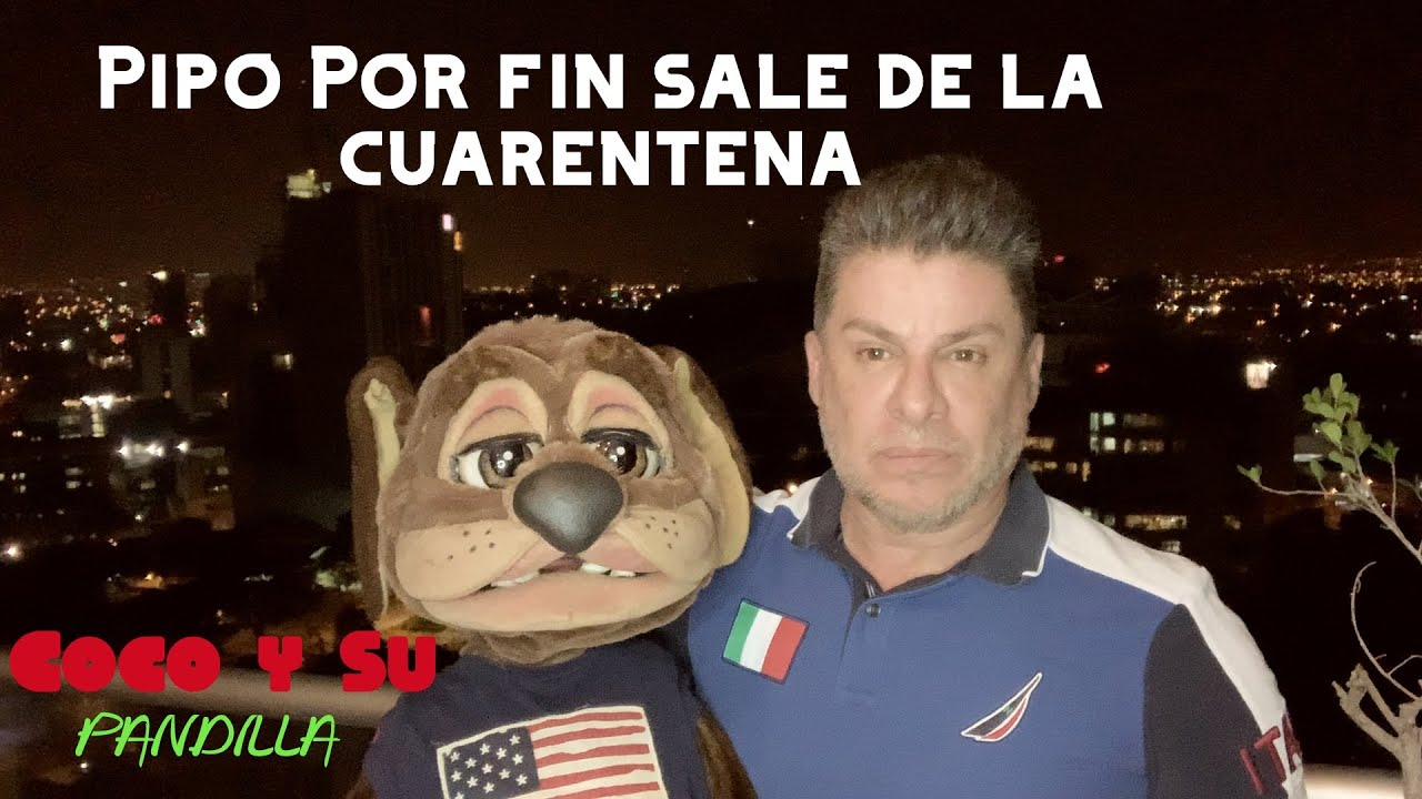 Coco y su Pandilla - Pipo Al Fin Sale De La Cuarentena