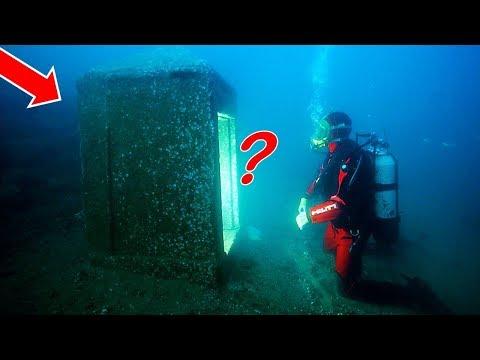 Unbelievable Lost Ancient Ruins Found Hidden Beneath the Waves…Underwater Cities & Civilizations