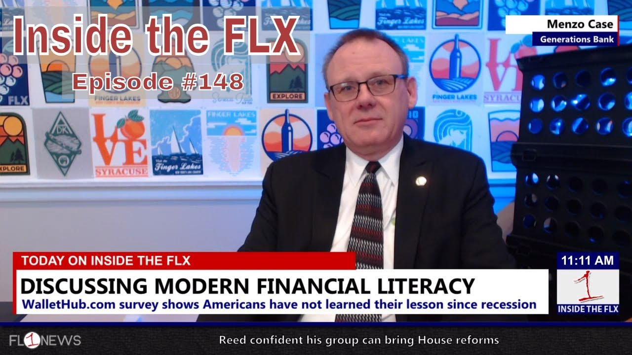Discussing financial literacy in local communities .::. Inside the FLX 11/22/18