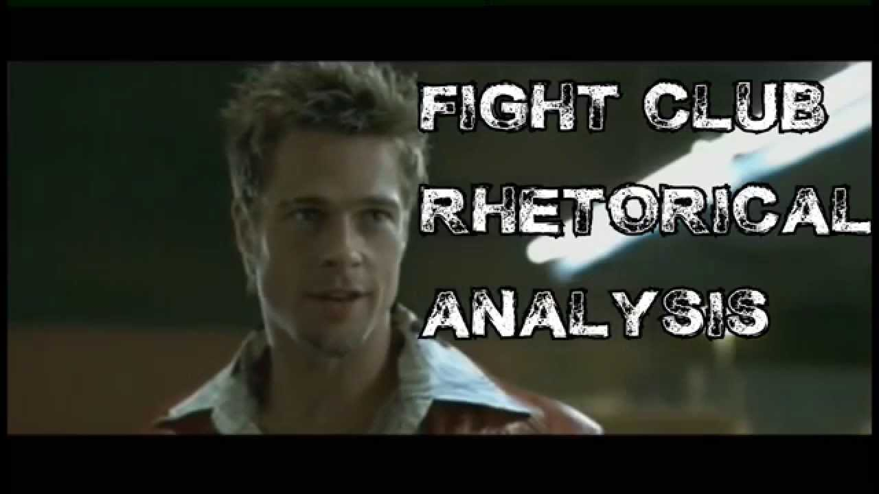 eng111 fight club trailer rhetorical analysis youtube. Black Bedroom Furniture Sets. Home Design Ideas