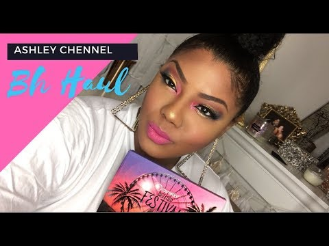 Bh Cosmetics Haul Festival Palette, Its My Raye Raye Palette Swatches & Review