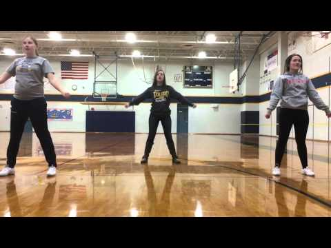 Archbold Middle School Tryout Cheer 2016