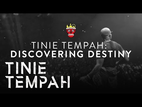 Tinie Tempah: Discovering Destiny (Documentary)