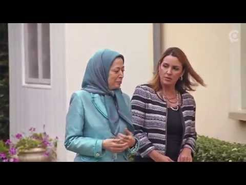 Maryam Rajavi MEK Interview
