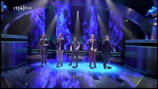Take That - The Flood - The Voice Of Holland