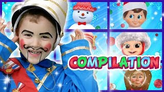 Favorite Christmas Compilation | SillyPop