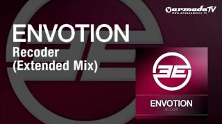 Envotion - Recoder (Extended Mix)