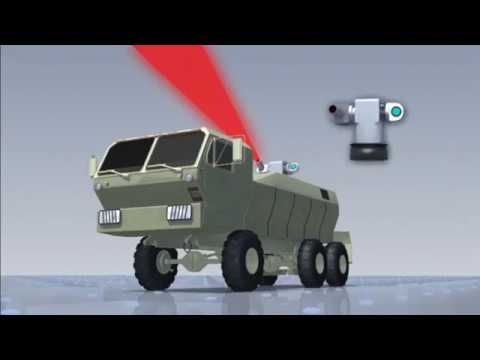 Lockheed Martin to develop laser weapons for U.S. fighter jets