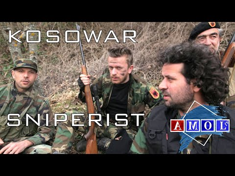 AZEMI ( Kosowar sniper ) subtitle ENGLISH, FRENCH, ITALIAN, SWEDISH, GERMAN