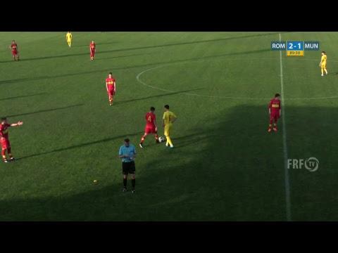 România U18 - Muntenegru U18
