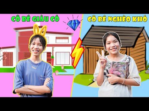 tai game ca map an thit nguoi hack cho android - Cô Bé Giàu Có VS Cô Bé Nghèo Khó ♥ Min Min TV Minh Khoa