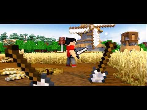 Nhạc phim Minecraft / ♪ Super Hero ♪ 🎉 thumbnail