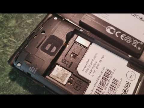 manual for alcatel go flip phone