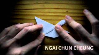 Origami Rabbit (tutorial)
