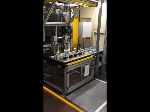 Aluminium Conveyors Lift