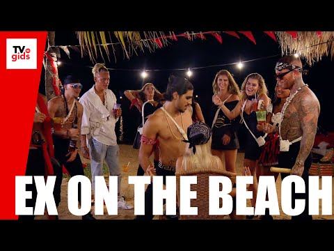 De 3 beste momenten van Ex on the Beach: Ex Harry, opblaasdierenrace en piratenfeest (09-12-2018)