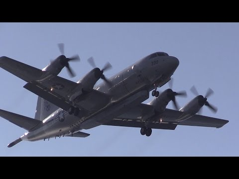 EP-3E Orion United States Navy Kadena Airbase Okinawa JAPAN