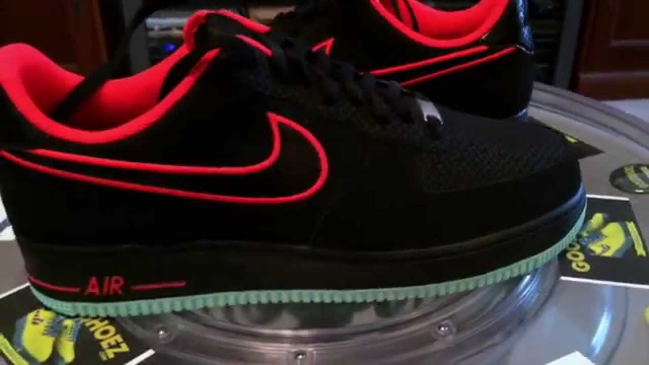 online store 07458 a5269  Nike Air Force 1 Low - YEEZY - 4-19-14 - YouTube